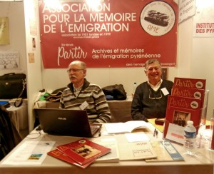 Jacques à la Mémoire de l'émigration