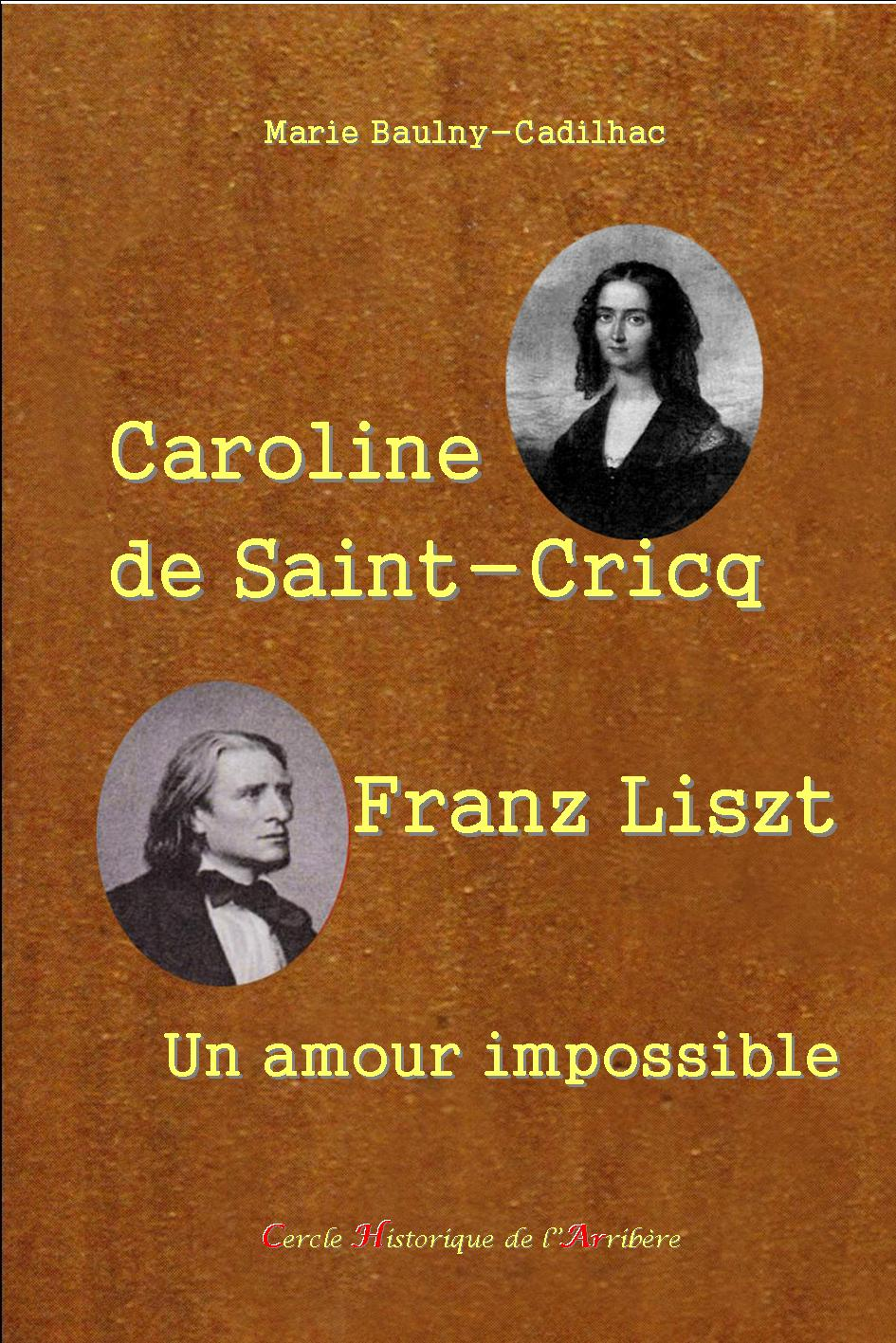 Caroline de Saint Cricq