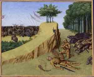 Mort_de_Roland et bataille